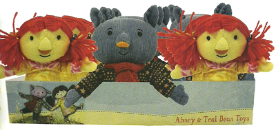 Abney and Teal Toys