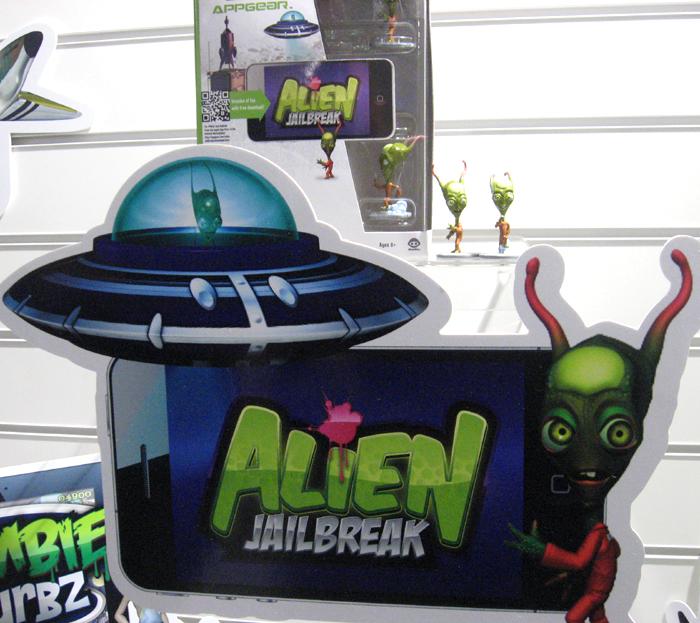 Appgear Alien Jailbreak