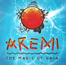 Aremi the Magic of Gaia