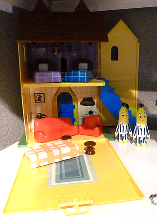 Bananas in Pyjamas Fun House Playset