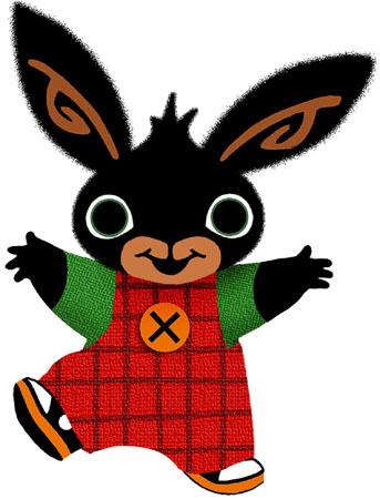 Bing Bunny Toy