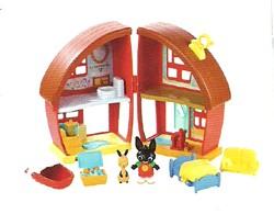 Bing Bunny Toy Playset