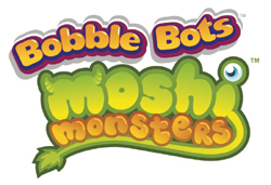 Moshi Monsters Bobble Bots Moshlings
