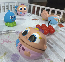Bubba Dubbas Toys