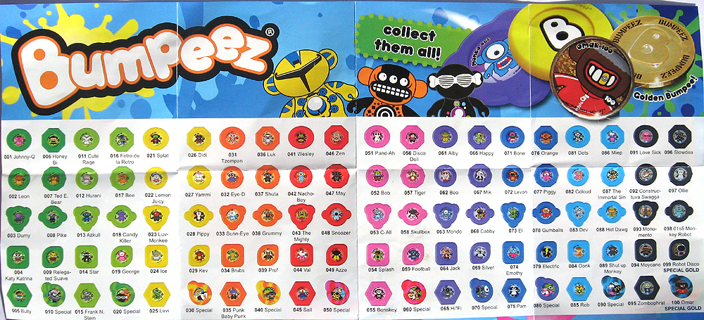 Bumpeez Toys