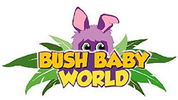 Bush Baby World Toys by Golden Bear