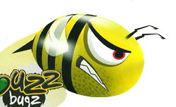 Buzz Bugz Toy Wasp