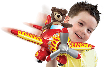 Charley Bear Plane