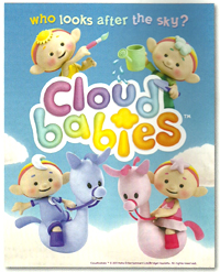 Cloud Babies Toys