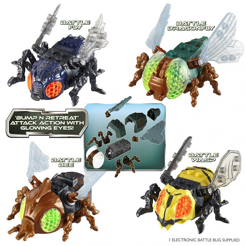Construct-A Bugz Toys