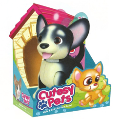 Cutesy Pets Toy Dogs