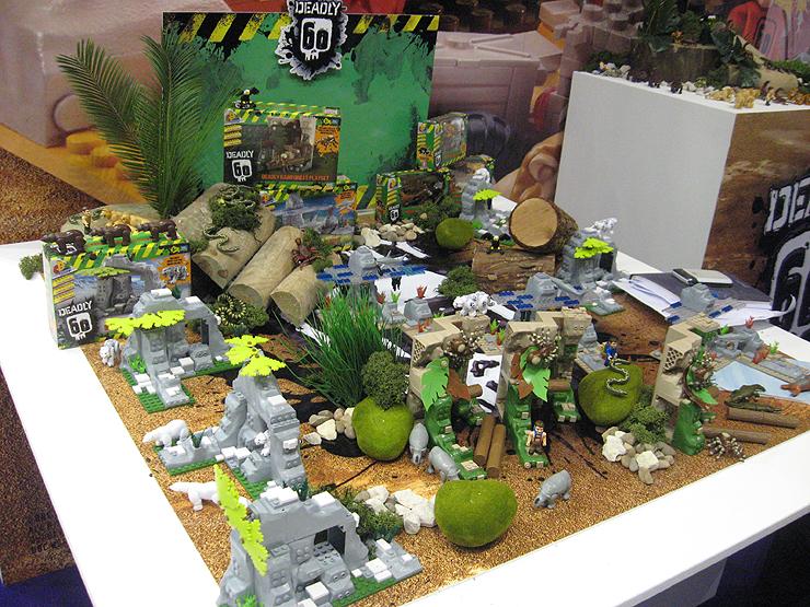 Deadly 60 Toys