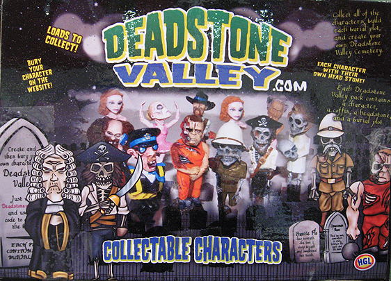 Deadstone Valley Toys