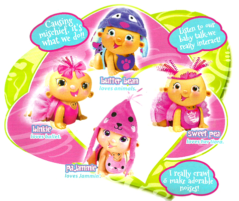 Ding-E Ding-E Baby Toys