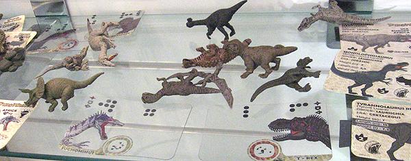 Dinowaurs Dinosaur Figures