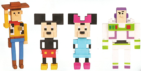 Disney Crossy Road Toys
