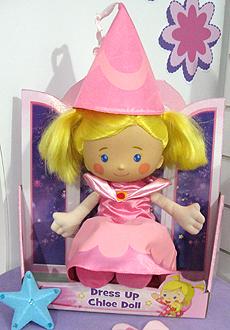 Dress Up Chloe Doll