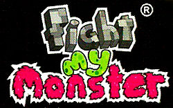 Fight My Monster Toys