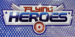 Flying Heroes Toys