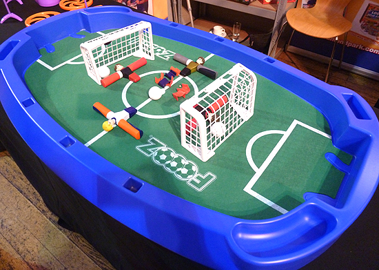 Foooz Table Football Set