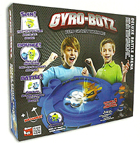 Gyro Botz Deluxe Battle Arena