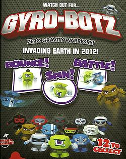 Gyro Botz Toys