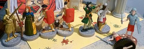 Horrible Histories Horrible Heroes Series 1 Figures