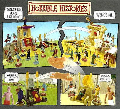 Horrible Histories Toys