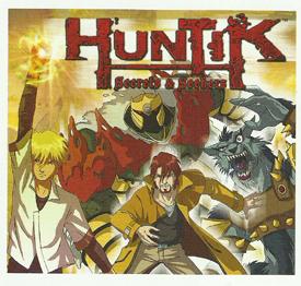 Huntik Toys