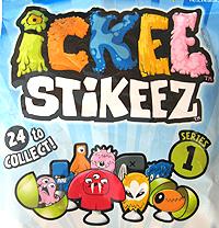 Ickee Stikeez Toys