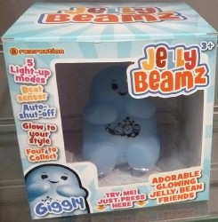 Jelly Beamz Giggly Toy