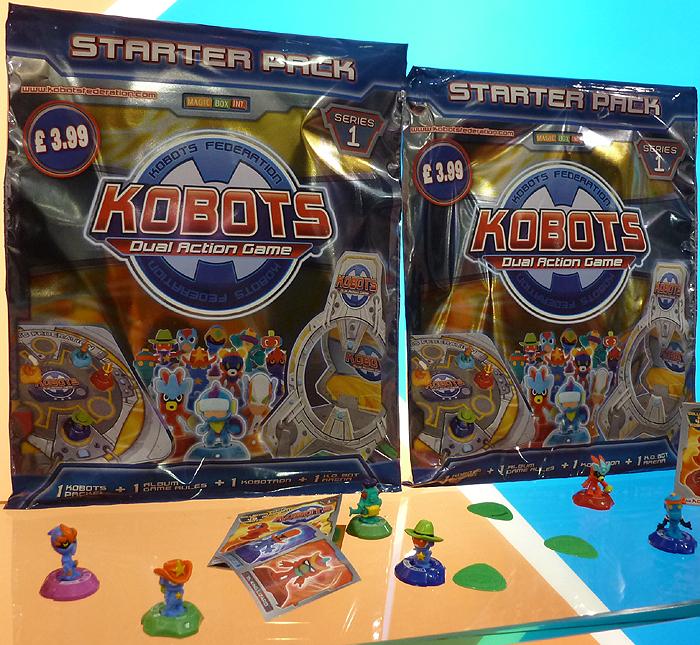 Kobots Starter Pack