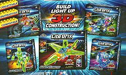 Lite Brix Construction Sets