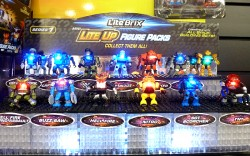 Lite Brix Lite Up Figure Packs