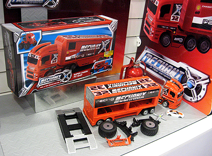 Mechanix Truck Set