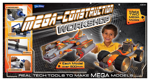 Mega Construction Workshop