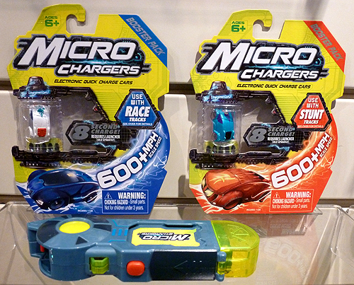 Micro Chargers Cars