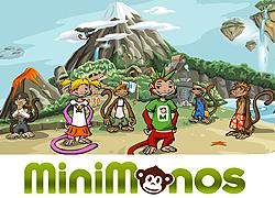 MiniMonos Toys
