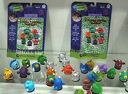Monster Marbles Figures