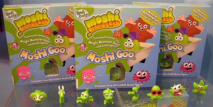 Moshi Monsters Gelli Baff Moshi Goo
