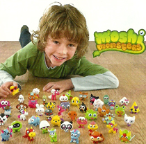 Moshi Monsters Toys