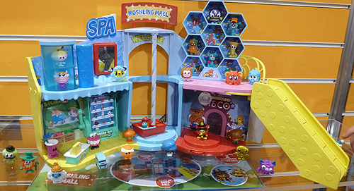 Moshling Mall Playset