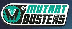 Mutant Busters Toya