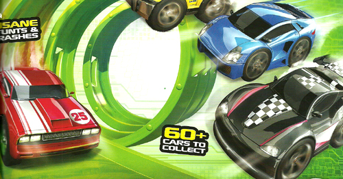Nano Speed Cars Toys