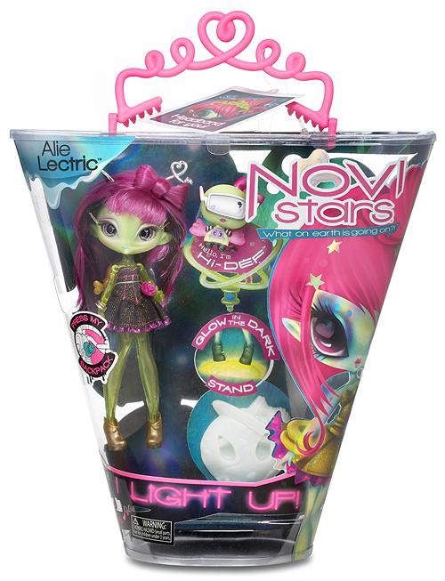 Novi Stars Alie Lectric Doll