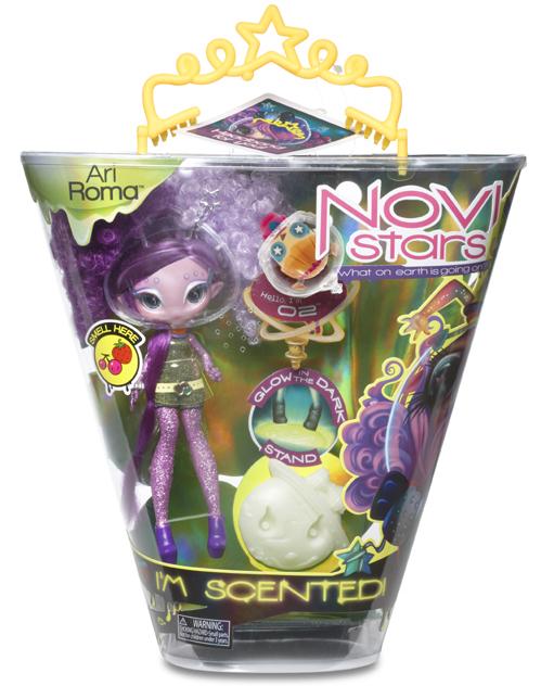 Novi Stars Ari Roma Doll
