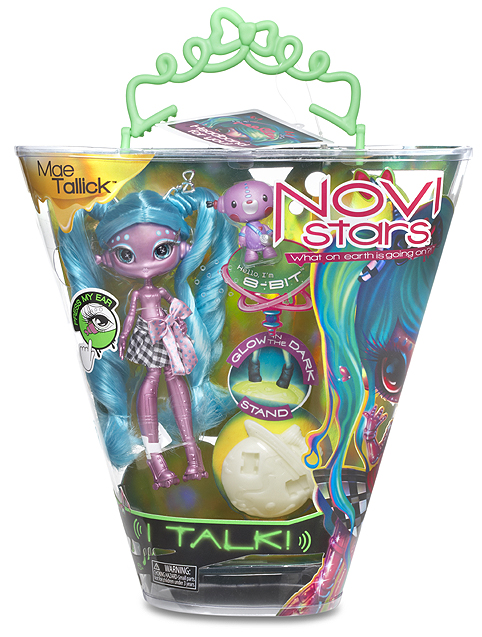Novi Stars Mae Tallick Doll