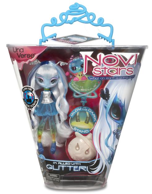Novi Stars Una Verse Toy Doll