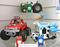 Oddbods Cars