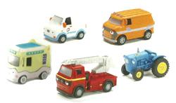 Olly The Van Toys